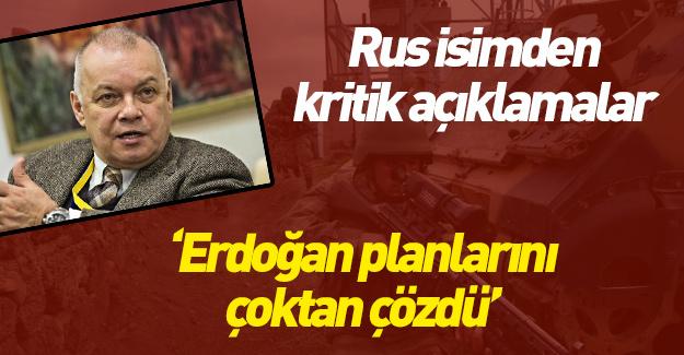 """""""Erdoğan planlarını çoktan çözdü!"""""""