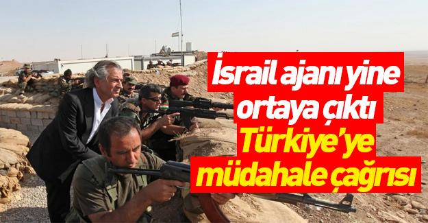 Mossad'çı Fransız'dan Türkiye'ye müdahale çağrısı!