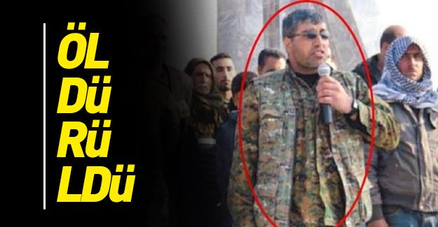 PKK'ya büyük şok! Suriye'deki 'kara kutusu' öldürüldü