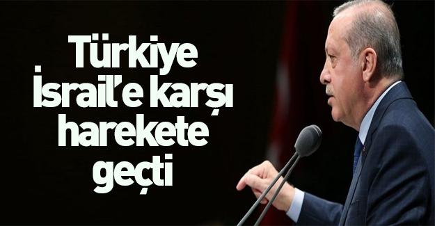 Erdoğan'dan terör devleti İsrail'e sert tepki!..