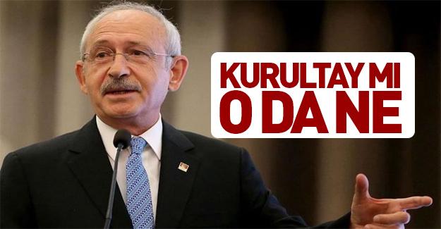 Kemal Kılıçdaroğlu'na kurultay süreci soruldu