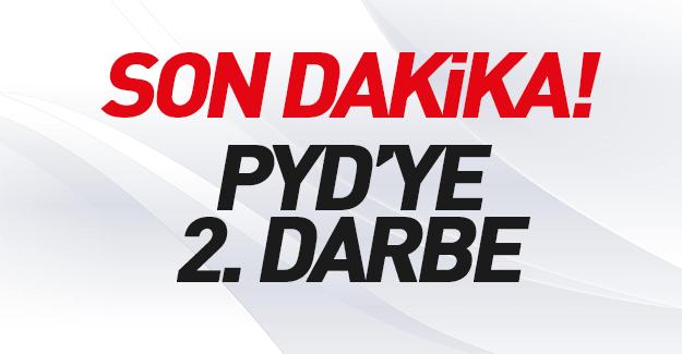 PYD ve PKK'ya operasyon!