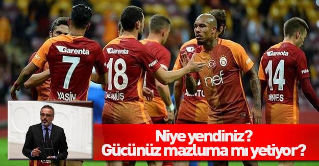 Sakık'tan G.Saray-Dersimspor maç sonucuna ilginç yorum