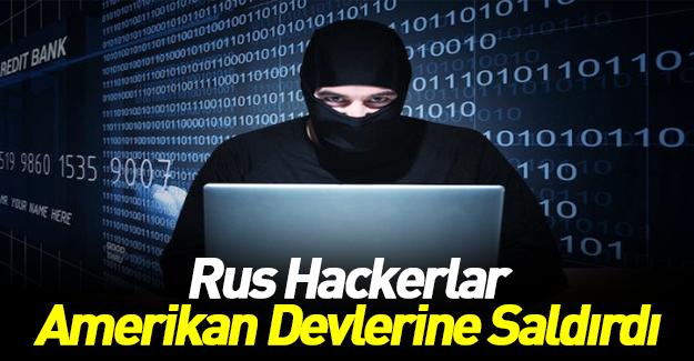 ABD sitelerine siber saldırı
