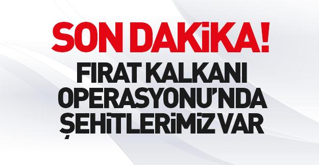 El Bab'ta Türk askerine saldırı: Şehidimiz var!