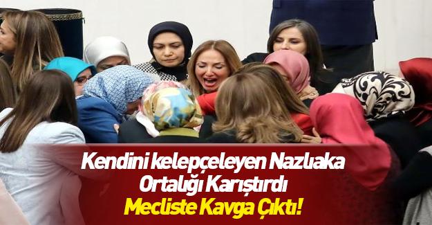 Aylin Nazlıaka ortalığı karıştırdı!