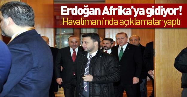 Erdoğan'a elinizde referandumla ilgili anket var mı sorusu