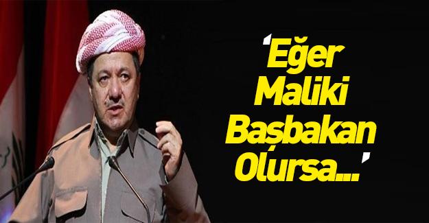 Barzani'den flaş açıklamalar!
