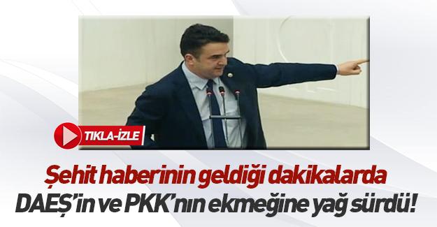 CHP'li vekilden DEAŞ'a yardım yalanı
