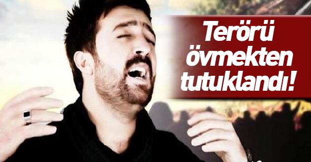 PKK'lı şarkıcı tutuklandı!