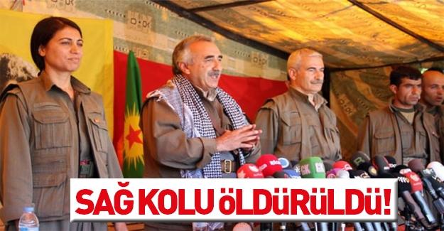 Murat Karayılan'ın sağ kolu öldürüldü