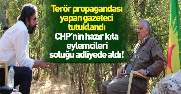 """""""Muhabir"""" Deniz Yücel'in tutuklanmasına tepkiler..."""