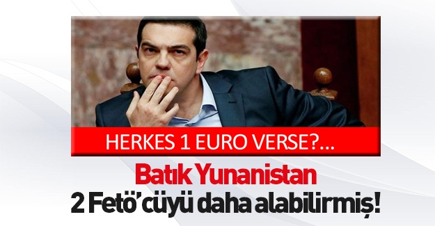 Yunanistan'dan 2 darbeci askere daha koruma