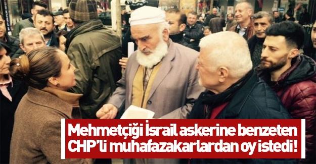 CHP'nin 16 Nisan hedefi muhafazakarlar!