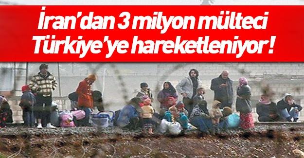 Türkiye'ye yeni göç dalgası