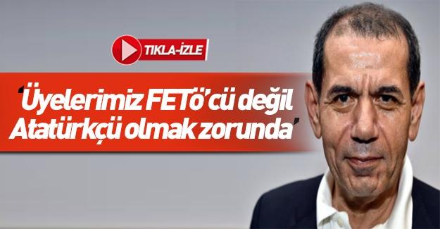 Dursun Özbek'ten Hakan Şükür yorumu