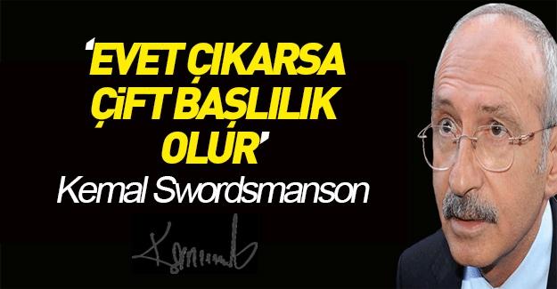Kılıçdaroğlu gün geçmiyorki saçmalamasın!