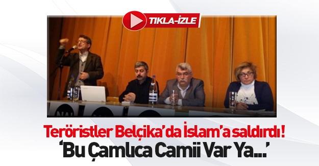PKK elebaşı Aydar, Çamlıca Camii'ne nefret kustu