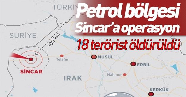 PKK'nın yeni Kandil'i Sincar aynı zamanda petrol bölgesi