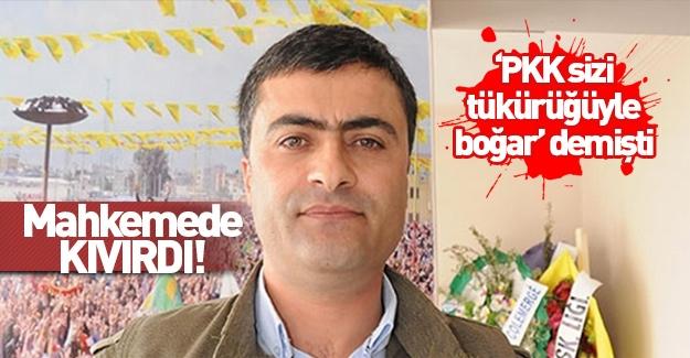 HDP'li Abdullah Zeydan'ın PKK çarkı