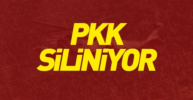 PKK'ya silip atacak operasyonlar!
