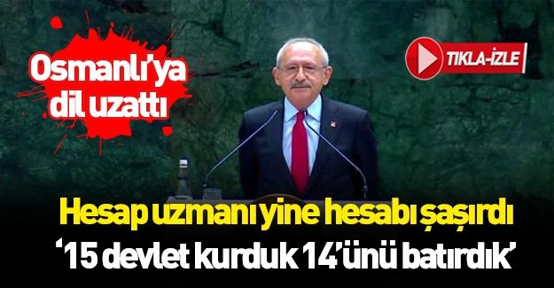 Kılıçdaroğlu yine hesapları şaşırdı!