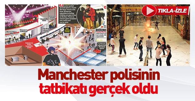 İngiltere'de terör tatbikatı gerçek oldu