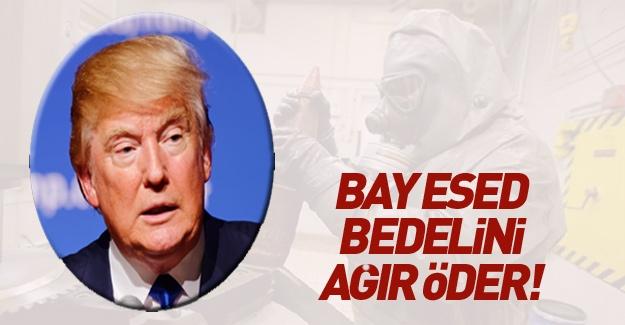 Beyaz Saray'dan bir tehdit daha!