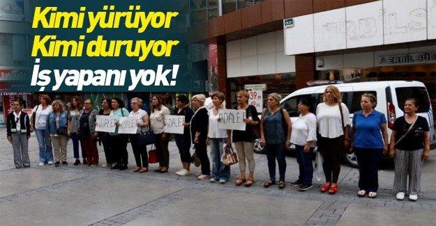 CHP'nin sözde Adalet Yürüyüşü'nde 5. gün