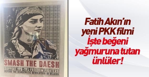 Fatih Akın'dan YPG filmi