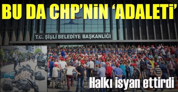 CHP'ye halk ve işçiler isyan etti! Rezalet görüntüler…