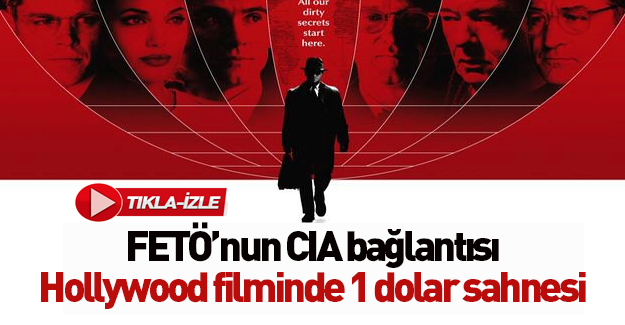 Hollywood filminda 1 dolar sahnesi