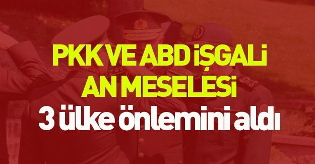 ABD ve PKK'nın işgali an meselesi...
