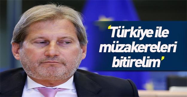 AB Yetkilisi'nden Türkiye politikasında değişilik talebi