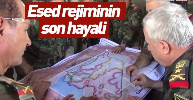 Esad rejiminin son hayali