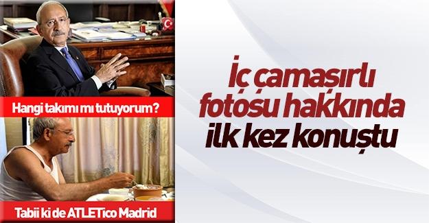 Kemal Kılıçdaroğlu canlı yayında konuşuyor
