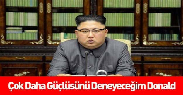 Kim, Trump'ı devlet televizyonunda tehdit etti