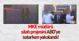 MKE Silah Fabrikası Müdürü tutuklandı!