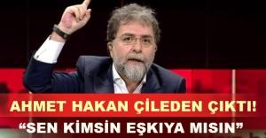 Ahmet Hakan Hürriyet'e baskın sonrası deliye döndü!