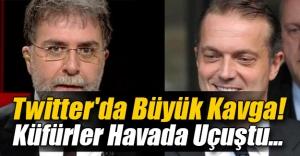 Cem Uzan - Ahmet Hakan Twitter kavgası sosyal medyayı salladı! İşte küfürlü kavganın ayrıntıları...