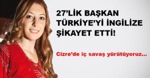 """Cizre Belediye Başkanı: """"Türkiye'de iç savaş yürütüyoruz."""""""