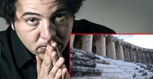 Fazıl Say'dan şok eden Aspendos restorasyonu yorumu! Twitter'dan tepki gösterdi...