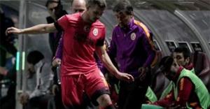 Lukas Podolski'den Hamza Hamzaoğlu'na büyük tepki! İşte o görüntüler...