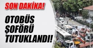 Ankara Dikimevi'nde 12 kişinin öldüğü kazada otobüs şoförü tutuklandı!