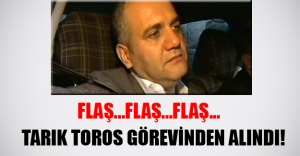 Bugün TV Genel Yayın Yönetmeni Tarık Toros görevinden alındı! Flaş son dakika gelişmesi (28.10.2015)