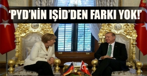Erdoğan ve Merkel görüşmesinde neler konuşuldu?