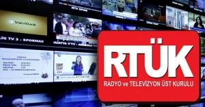 RTÜK'ten yayın yasağı!