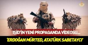 IŞİD Atatürk ve Erdoğan'a hakaret etti! İşte o videoda gözden kaçan detaylar