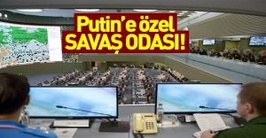 """İşte Putin'in """"savaş odası!"""" Moskova yönetimi dosta düşmana meydan okudu"""