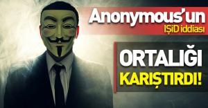 SON DAKİKA: Anonymous'un IŞİD iddiası ortalığı karıştırdı!